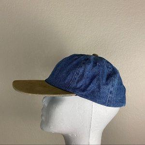 Vintage Denim Trucker Hat OSFM